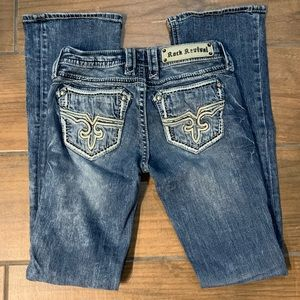 Brand new condition rock revivals size 26